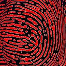 Fingerprint Bubble II by John Gaffen