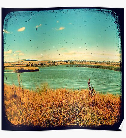 Dangars Lagoon Through The Viewfinder (TTV) Poster