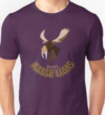 Makapu Moose Lions Unisex T-Shirt