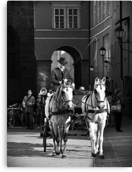 Salzburg Charm by Karen E Camilleri