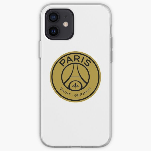 Or PSG Coque souple iPhone