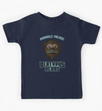 Pinnacle Palace Platypus Bears Kids Clothes