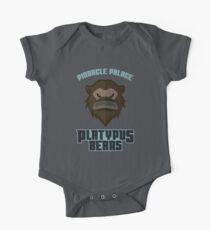 Pinnacle Palace Platypus Bears One Piece - Short Sleeve