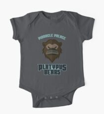 Pinnacle Palace Platypus Bears One Piece - Short Sleeve