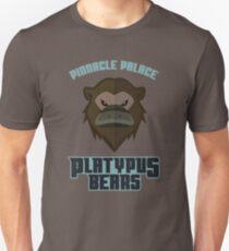 Pinnacle Palace Platypus Bears Unisex T-Shirt