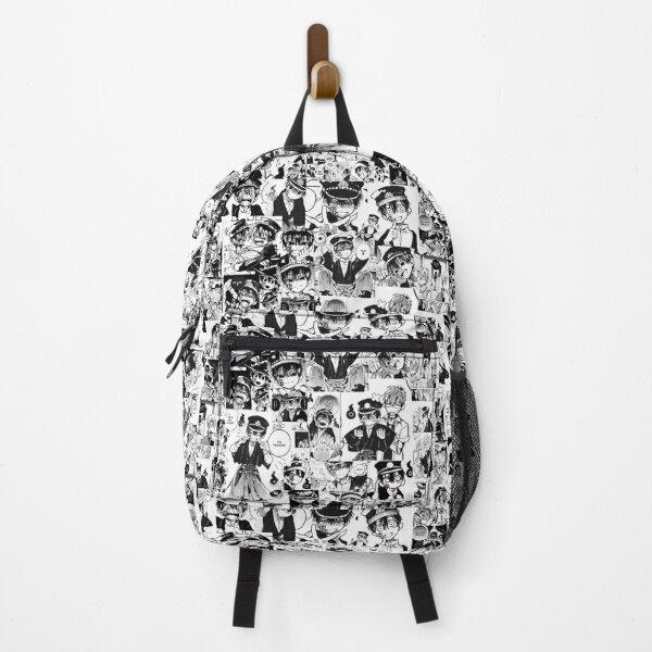 Yugi Tsukasa manga collage Backpack