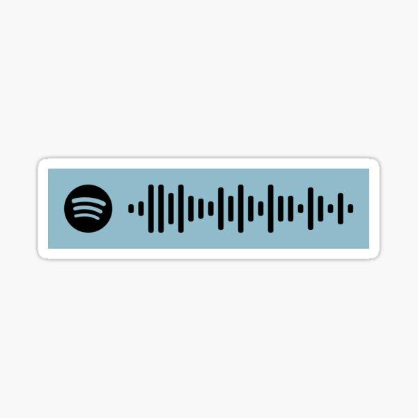 Mr. Blue Sky by Electric Light Orchestra Spotify Code Sticker