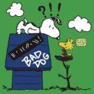 Bad Dog by tonksiford