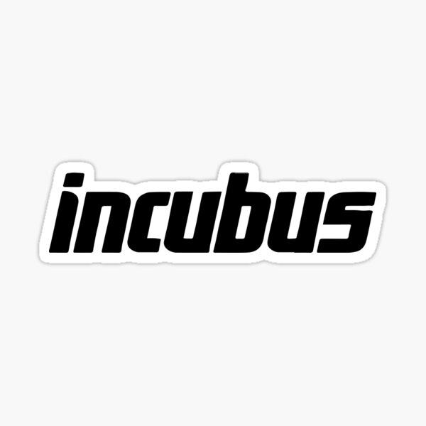 Incubus Sticker