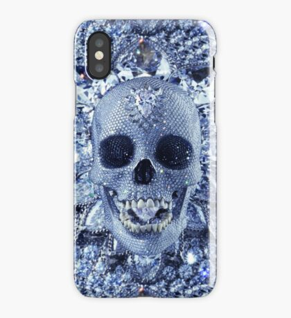 Crystal.Skull iPhone Case