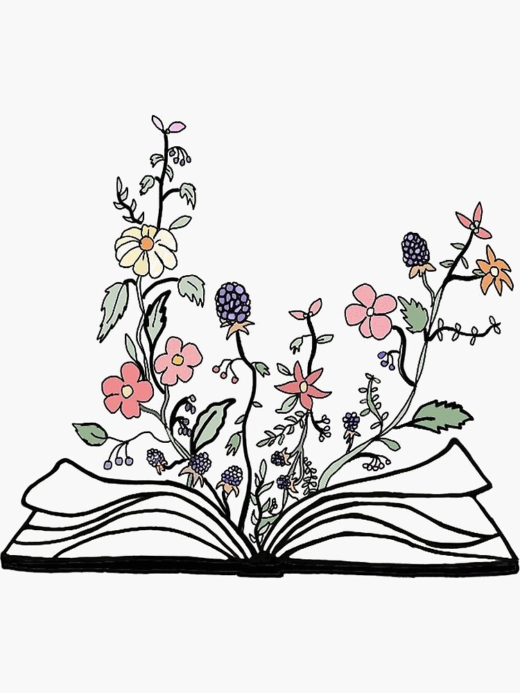 Flower Book by ruhang