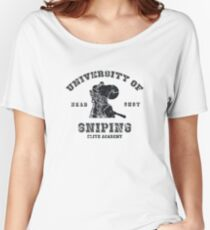 College of sniping Women's Relaxed Fit T-Shirt
