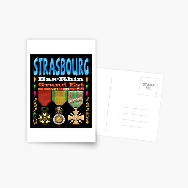 Strasbourg Bas-Rhin Grand Est Carte postale