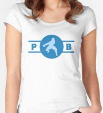 Lion Vultures Pro-Bending League Gear Women's Fitted Scoop T-Shirt