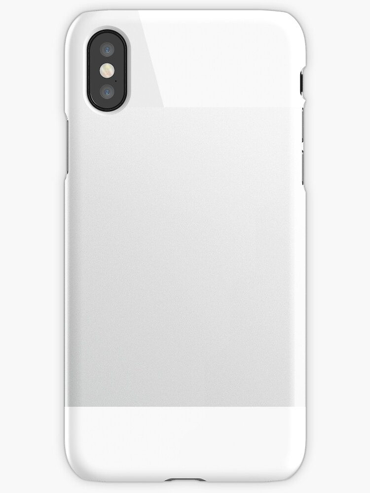 Apple Smart Phone Backside Style in the White by scottorz