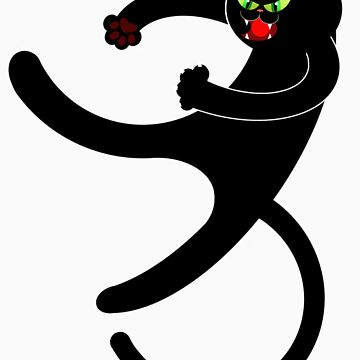NINJA CAT 3 by matt40s