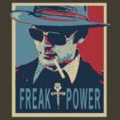 HST- Freak Power by Natasha C