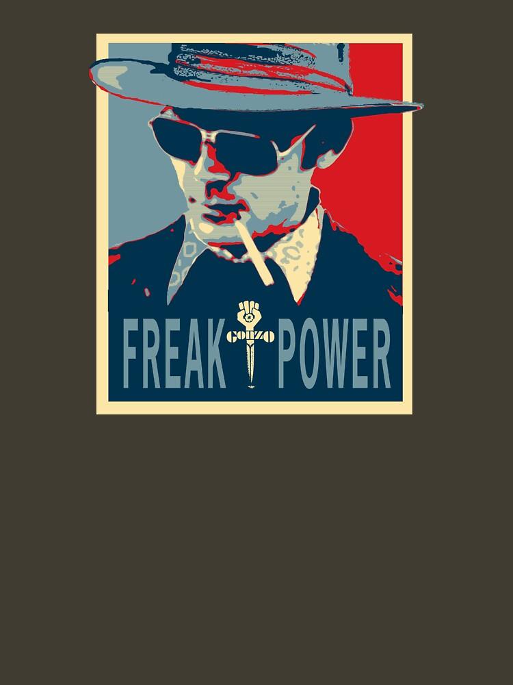 HST- Freak Power | Unisex T-Shirt