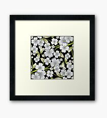 Truthful Generous Happy Active Framed Print