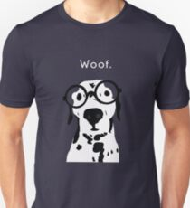 Snip the Dalmation Unisex T-Shirt