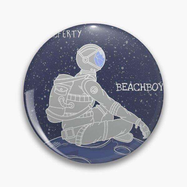 McCafferty Beachboy Album Cover Pin