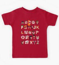 P&F Alphabet Kids Clothes