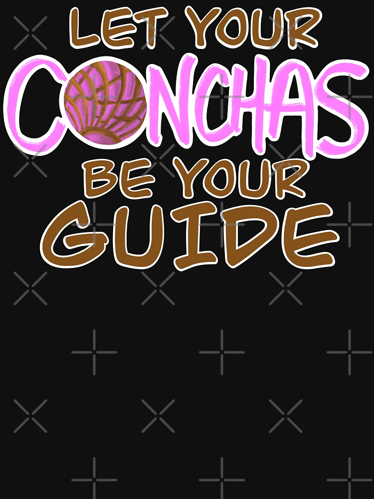 Let Your Conchas Be Your Guide by that5280lady