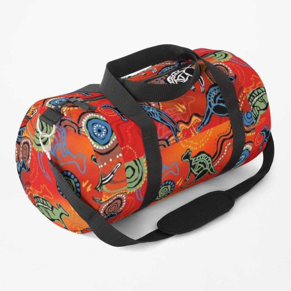 QANTAS DREAMING Duffle Bag