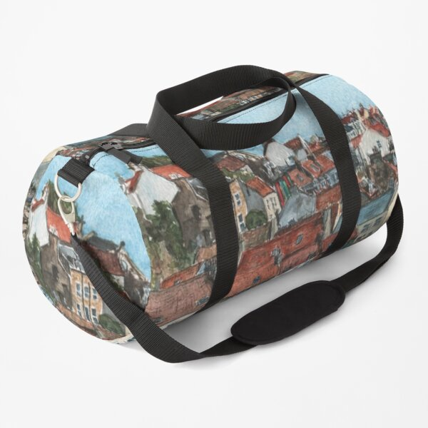Pittenweem Bookcase Duffle Bag