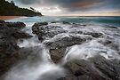 Secret Beach - Kauai by Michael Treloar