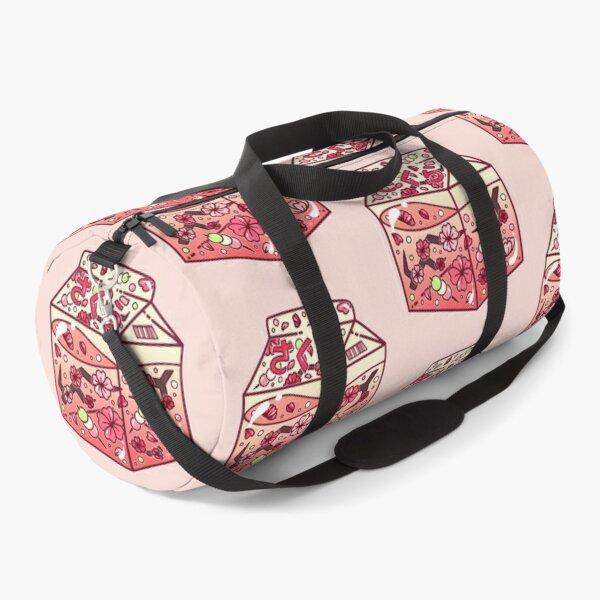 Glass Sakura Carton Duffle Bag
