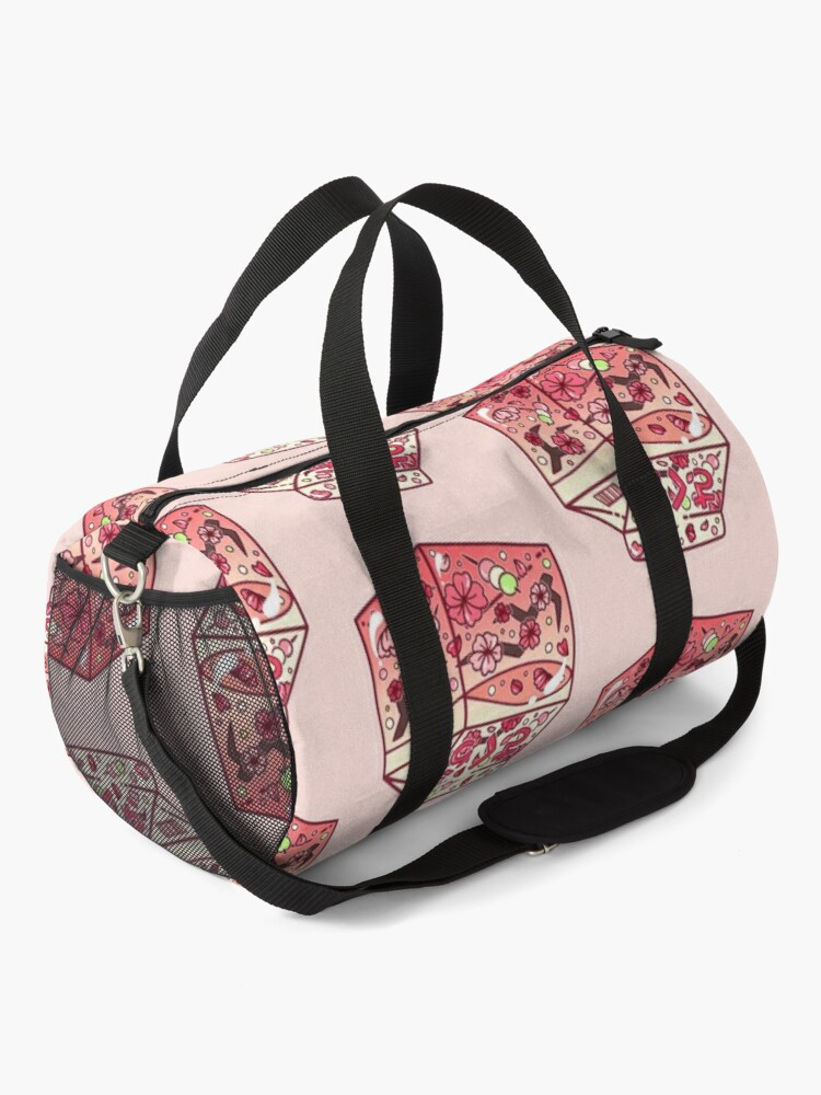 Alternate view of Glass Sakura Carton Duffle Bag