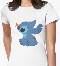 Stitch Women's Fitted T-Shirt
