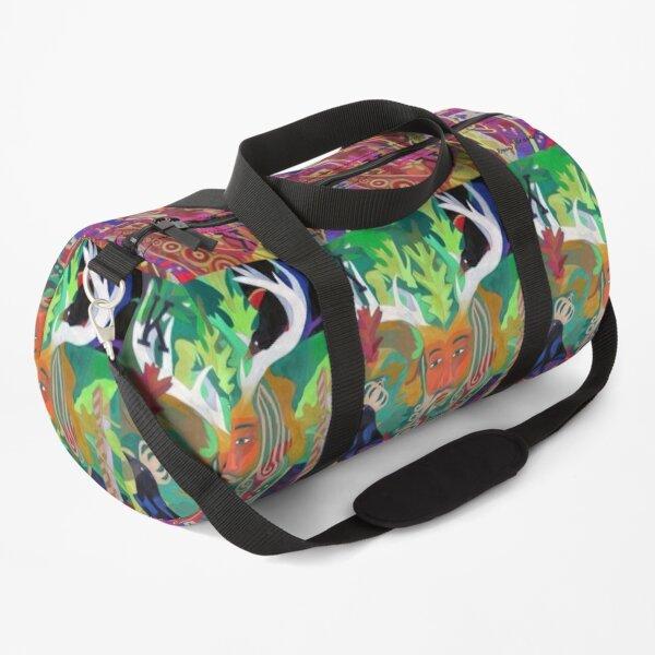 The King of Oaks Duffle Bag