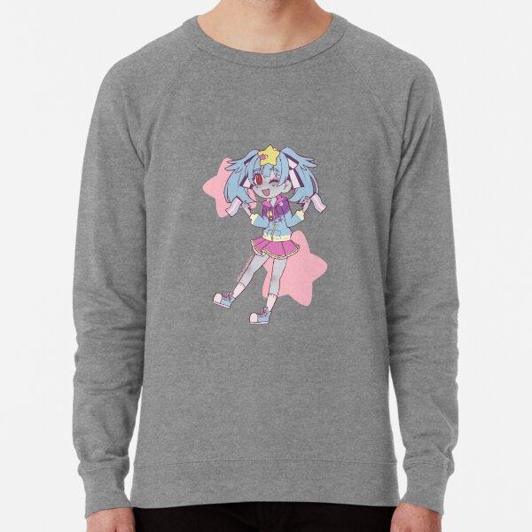 trans pride Lily Hoshikawa (zombie) Lightweight Sweatshirt