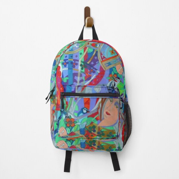 Queen of the Birch Trees Backpack