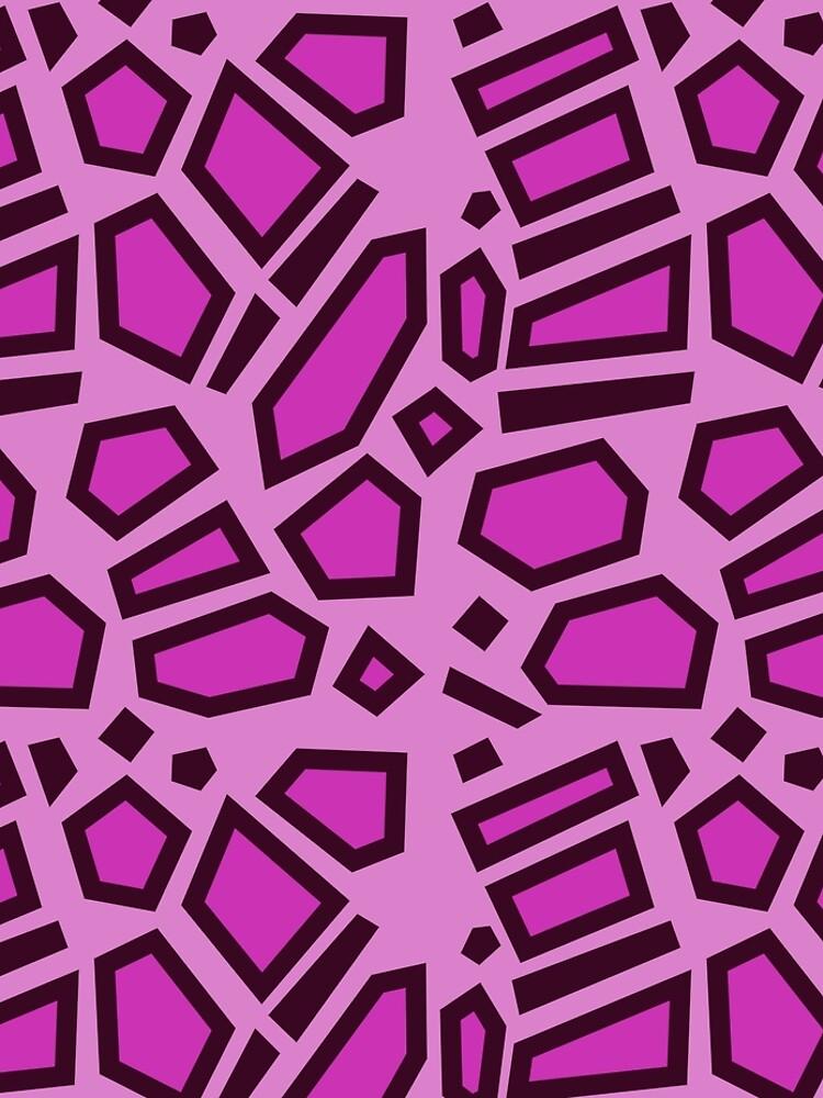 Kipo Pink Mega Jaguar Spots by Foxicopter