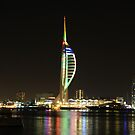 Spinnaker Tower  Portsmouth 2012 by anfa77