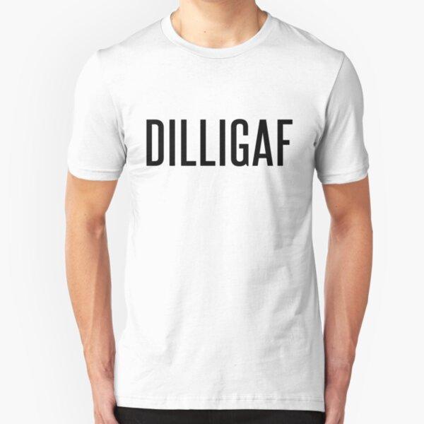 DILLIGAF Slim Fit T-Shirt