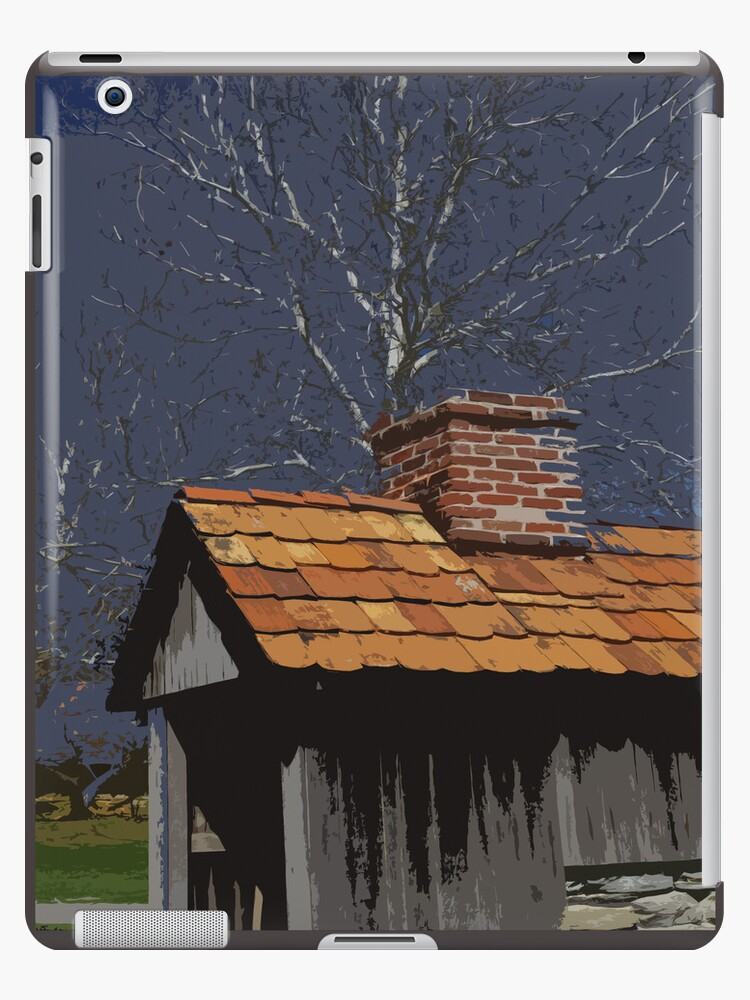 Landis Valley Museum 2 iPad by purplefoxphoto