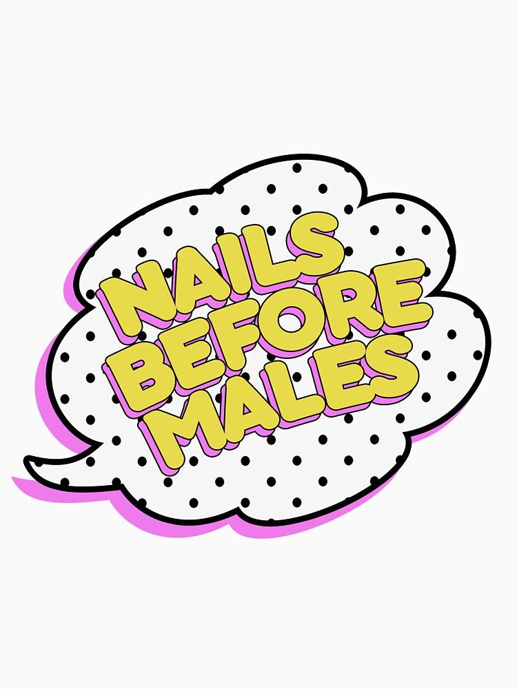 Nails Before Males by Papagana