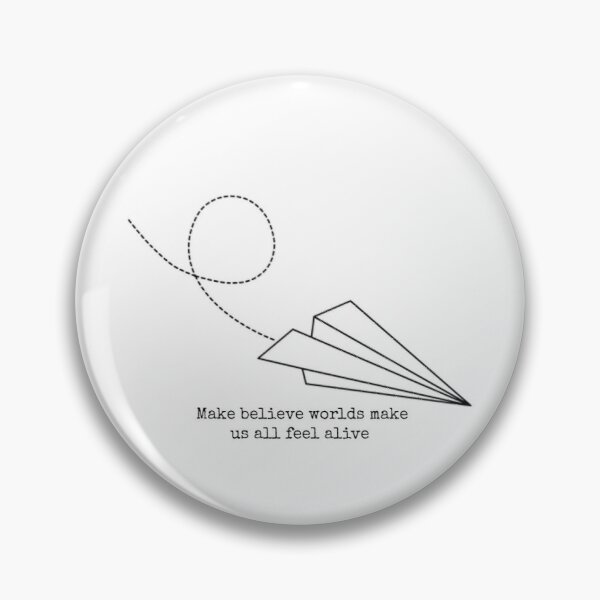 Airplanes Pin