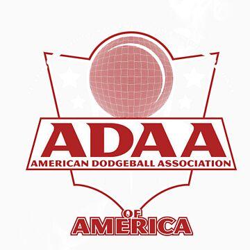 american dodgeball association... of america by CMorkaut