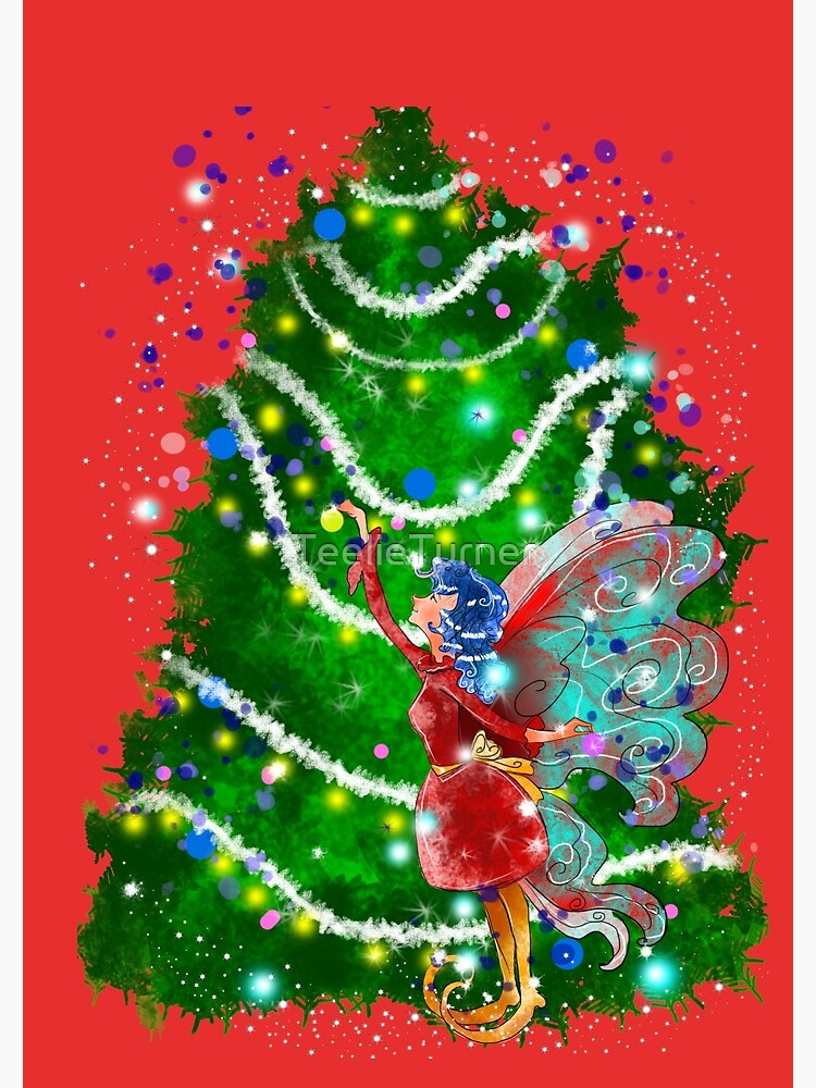 Christalle Shimmershine The Handmade Christmas Items Fairy™ by TeelieTurner