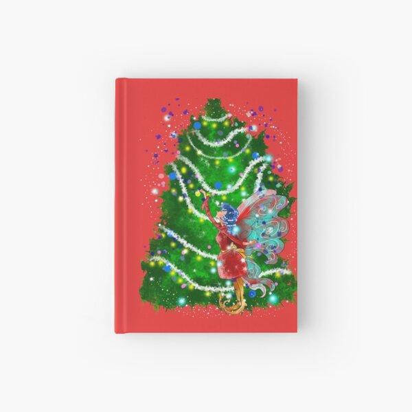 Christalle Shimmershine The Handmade Christmas Items Fairy™ Hardcover Journal