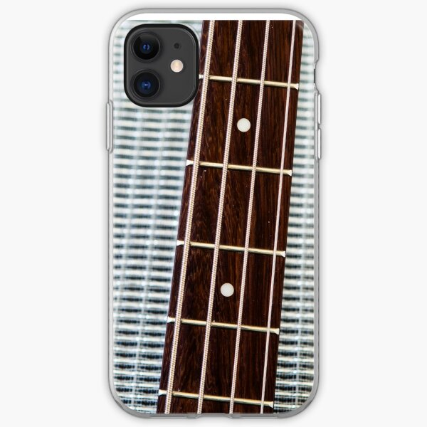 It's all about the bass iPhone Soft Case