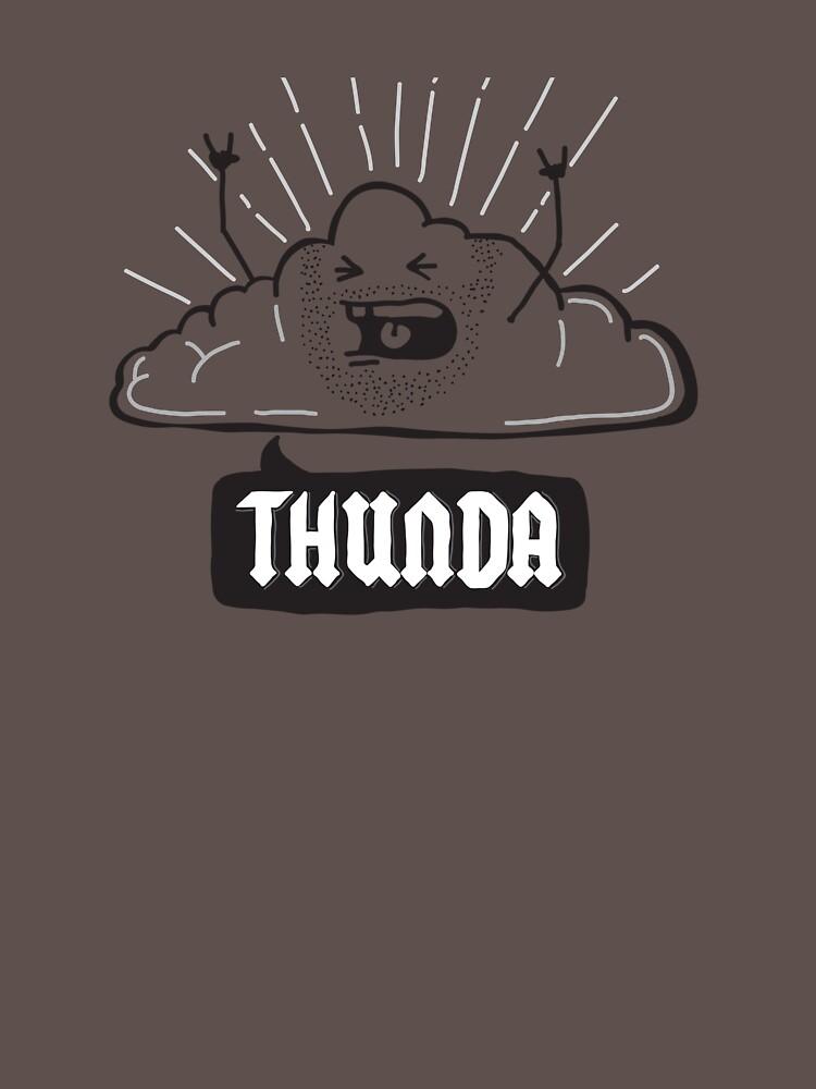 Thunda 4 Dunda! | Unisex T-Shirt