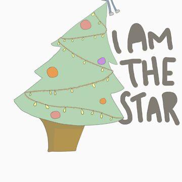 i aM THE STAR by ahahanna