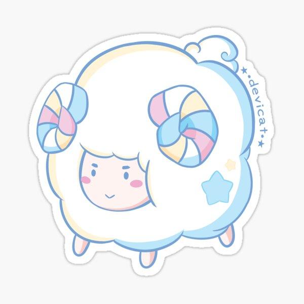 Hanabi Sheep Form - 2020 Sticker