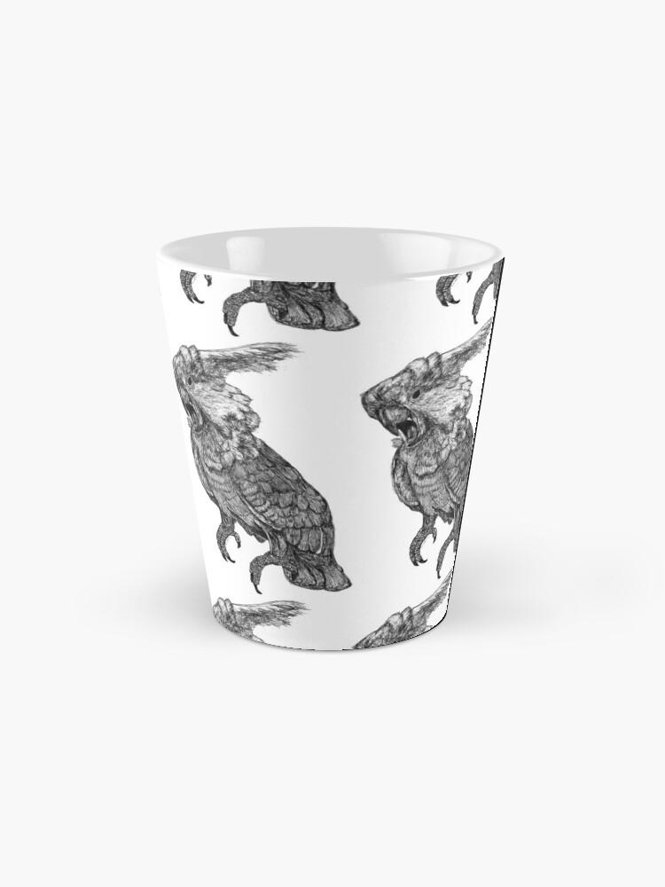 Alternate view of Sassy the Cockatoo Mug